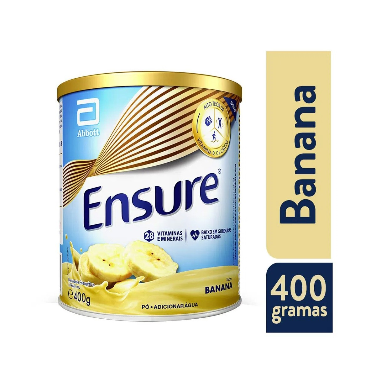 Ensure Banana 400g - Suplemento Alimentar