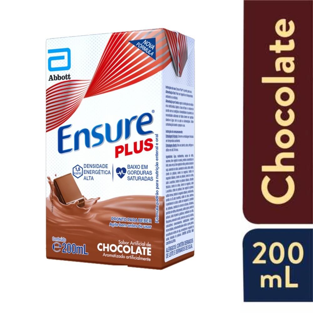 Ensure Plus Sabor Chocolate 200ml