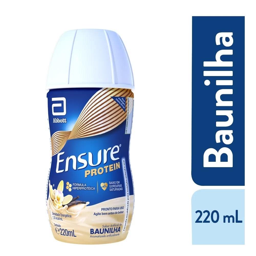 Ensure Protein Sabor Baunilha 220ml
