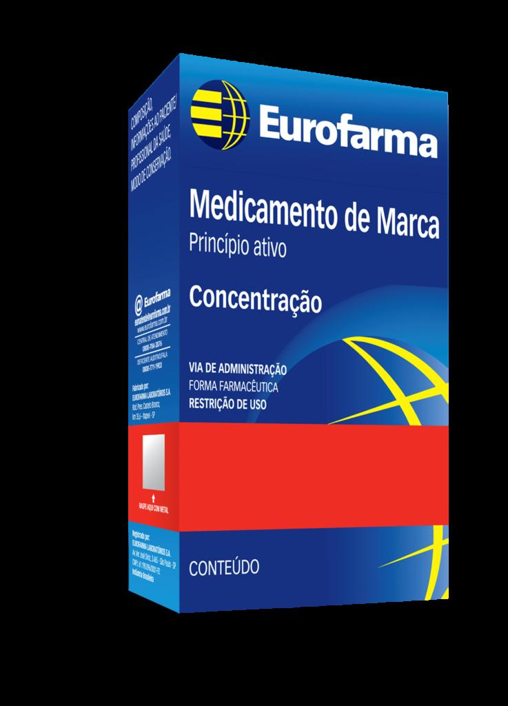 Cloridrato de Bupropiona 150mg com 30 comprimidos Eurofarma