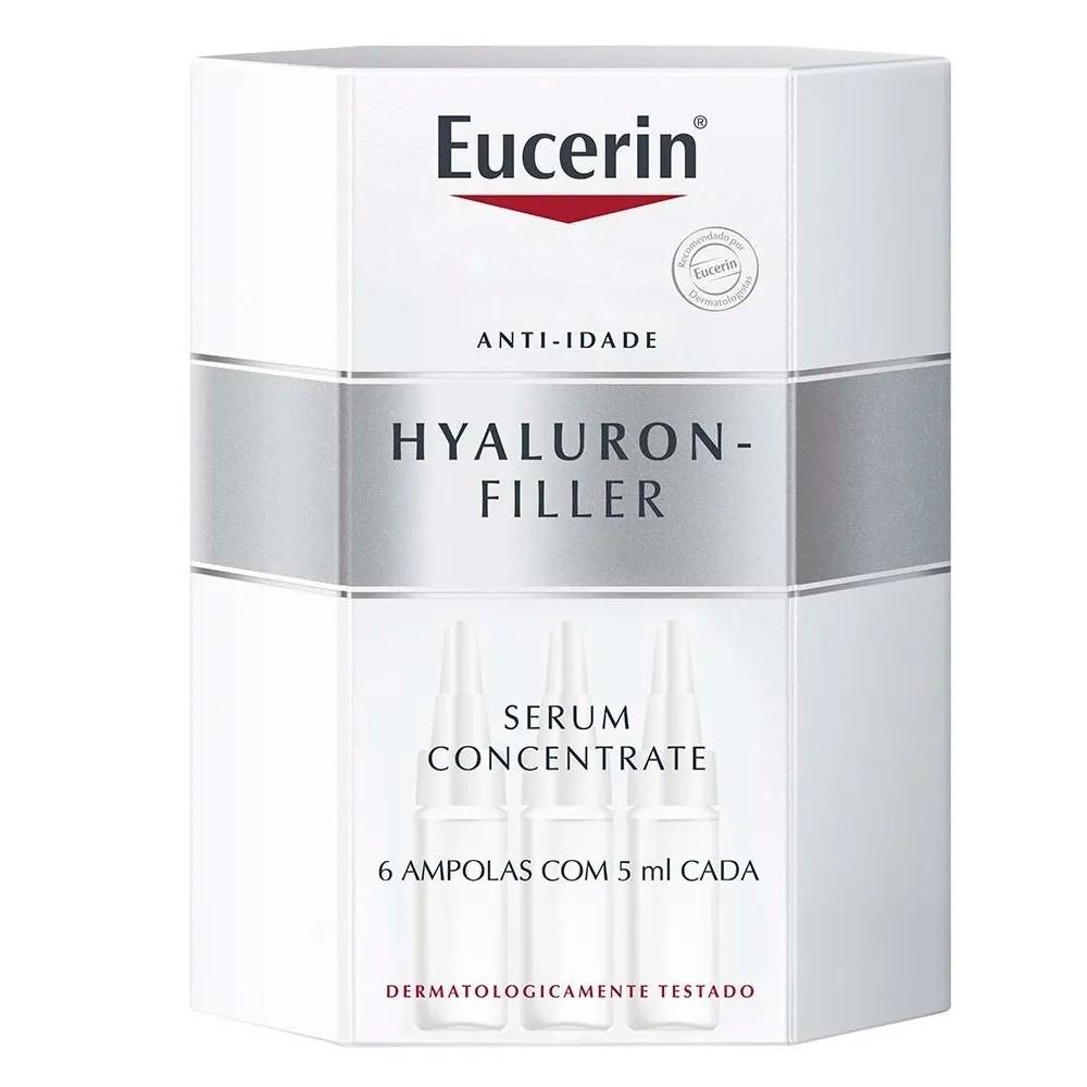Sérum Antirrugas Hyaluron-Filler - 6 Ampolas de 5ml
