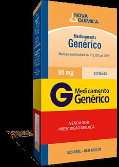 Cloridrato de Trazodona 100mg Nova Quimica com 30 Comprimidos