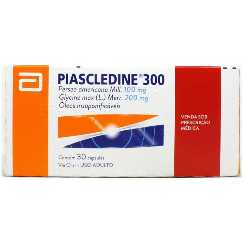 Piascledine 100mg + 200mg com 30 cápsulas