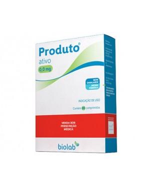 Hemitartarato De Zolpidem Biolab 10mg com 20 Comprimidos