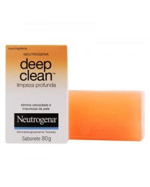 Sabonete Neutrogena Deep Clean 80 g