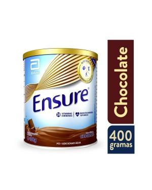 Ensure Chocolate 400g - Suplemento Alimentar