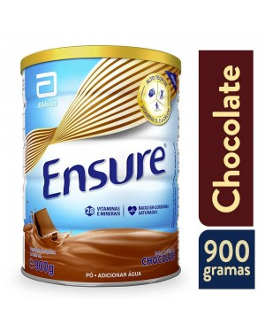 Ensure Chocolate 900g - Suplemento Alimentar