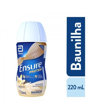 Ensure Protein Sabor Baunilha 220ml