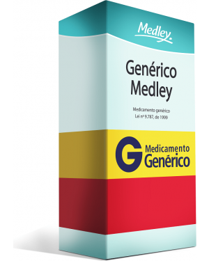 Tadalafila 5mg com 30 comprimidos Medley