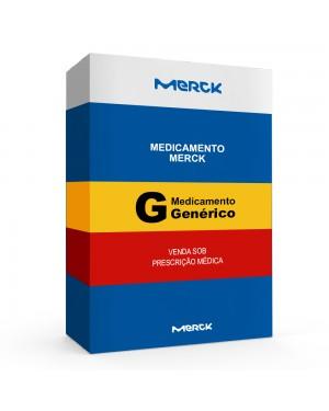 Cloridrato de Metformina Merck 1g com 30 Comprimidos