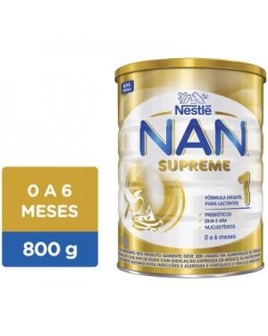 Fórmula NAN Supreme 1 800g