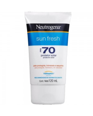 Neutrogena Protetor Solar Sun Fresh FPS70 120ML