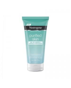 Purified Skin - Esfoliante Neutrogena - 150g