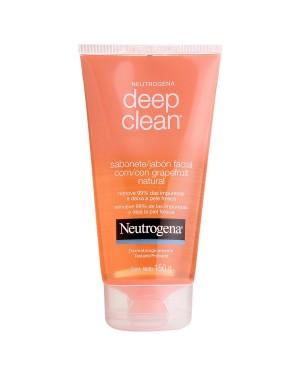 Sabonete Neutrogena Deep Clean Grapefruit 150g
