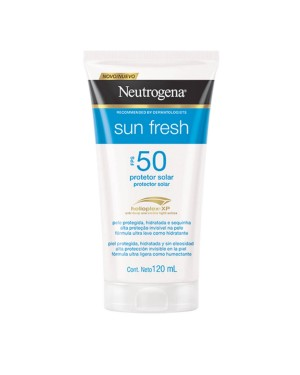 NEUTROGENA SUNFRESH FP50 120ML