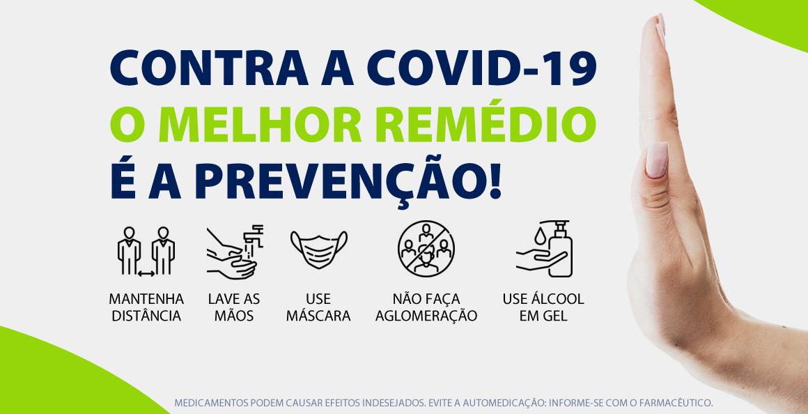 Tratamento de COVID-19
